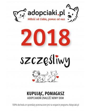 Kalendarz Adopciaki 2018