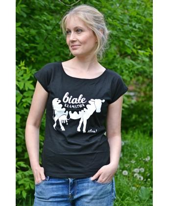 Koszulka damska BIAŁE KŁAMSTWA