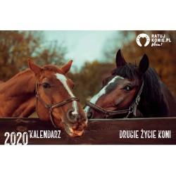 Kalendarz Ratuj Konie 2020