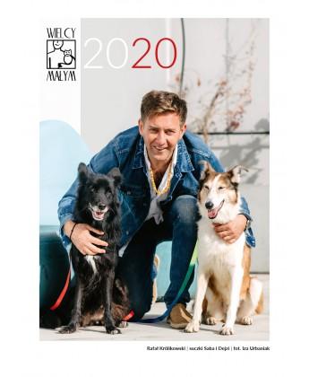Kalendarz Wielcy Małym 2020