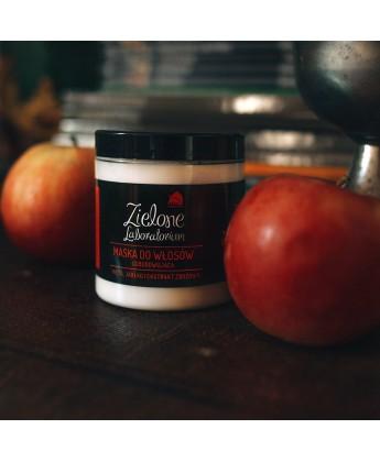 Maska do włosów odbudowująca  z miętą, jabłkiem i ekstraktem zbożowym 250 ml