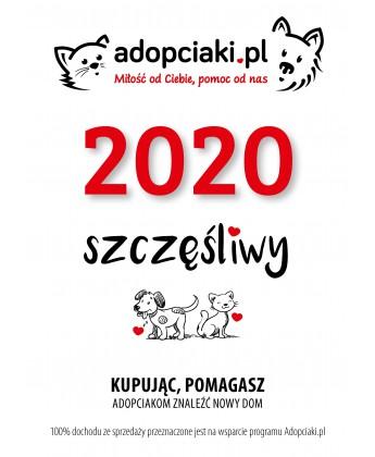 Kalendarz Adopciaki 2019