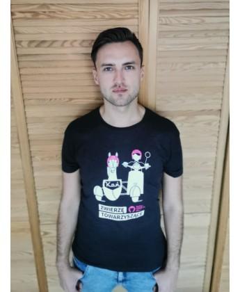 Koszulka męska RATUJ KONIE