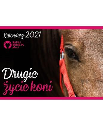 Kalendarz Ratuj Konie 2021