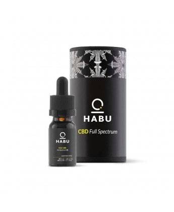 Olejek konopny HABU 500mg - Full Spectrum 5%