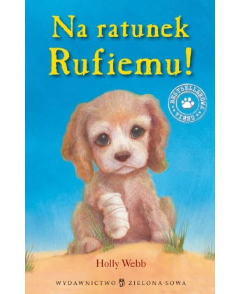 Na ratunek Rufiemu! Holly Webb