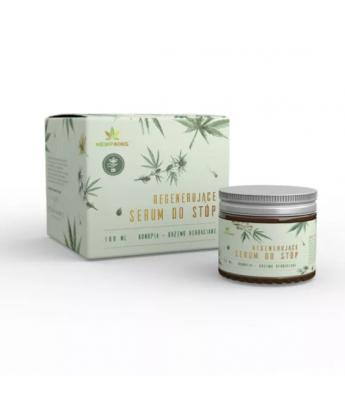 Serum do stóp konopie-drzewo herbaciane